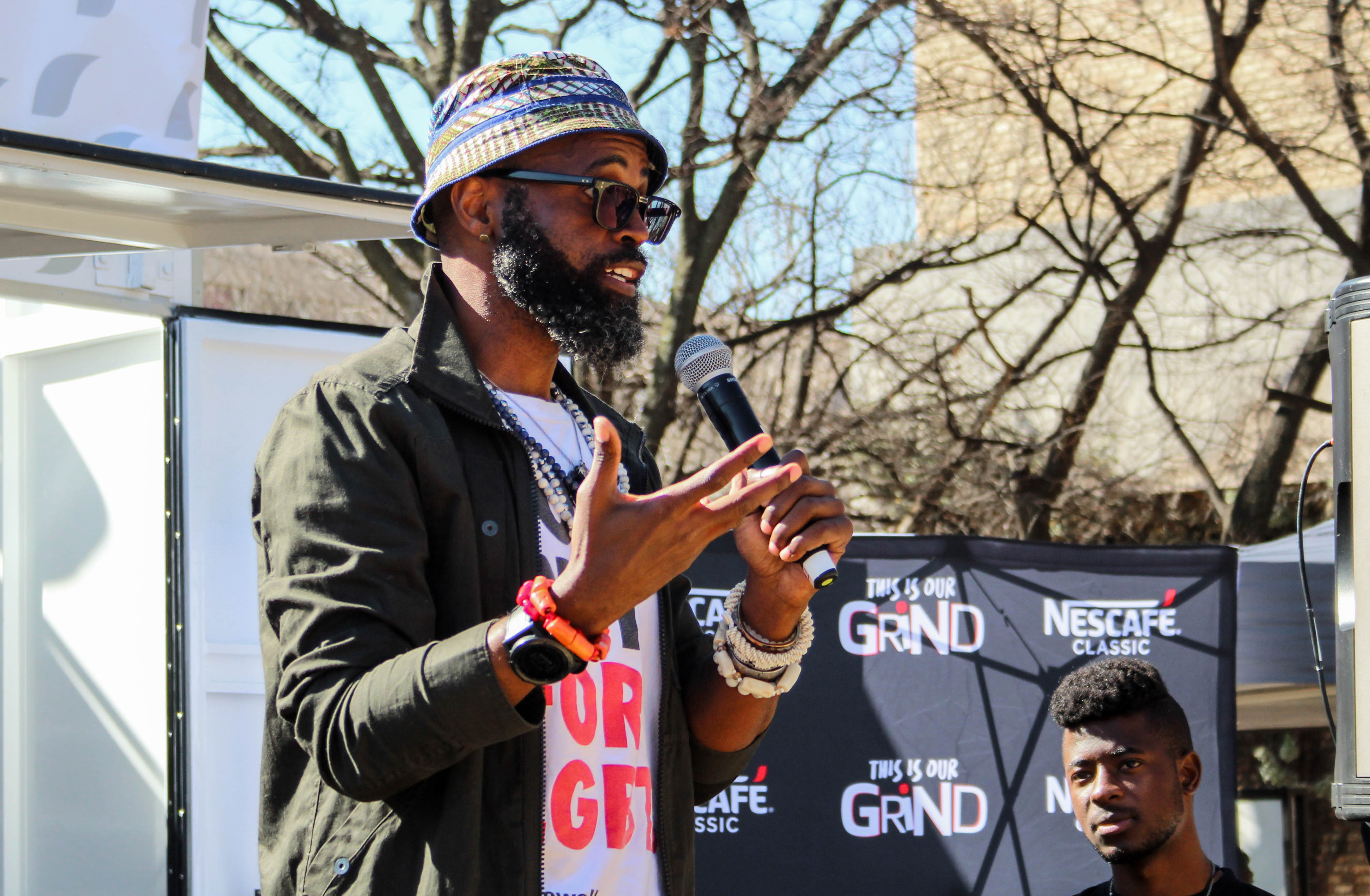 #ThisIsOurGrind: Here's what we learnt from google's CMO Mzamo Masito inspiring talk for #MandelaDay2019 with Nescafe