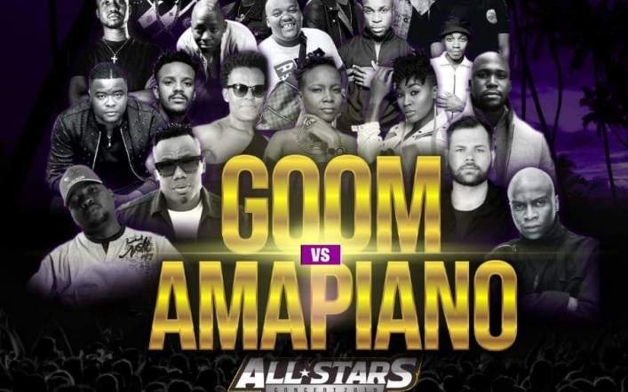 Gqom and Amapiano All Stars face off at The Sun Arena