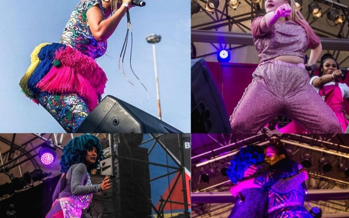 GALLERY: #ROSEFEST19 SHEKHINAH'S ALL-FEMALE LINEUP