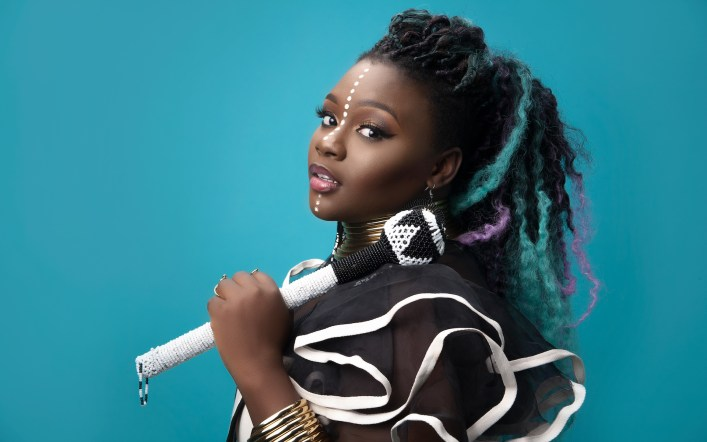 APPLE MUSIC SONG STORIES – AMANDA BLACK REVEALS INSPIRATION AND THE CREATIVE PROCESS BEHIND LATEST SONG FEAT. ADEKUNLE GOLD