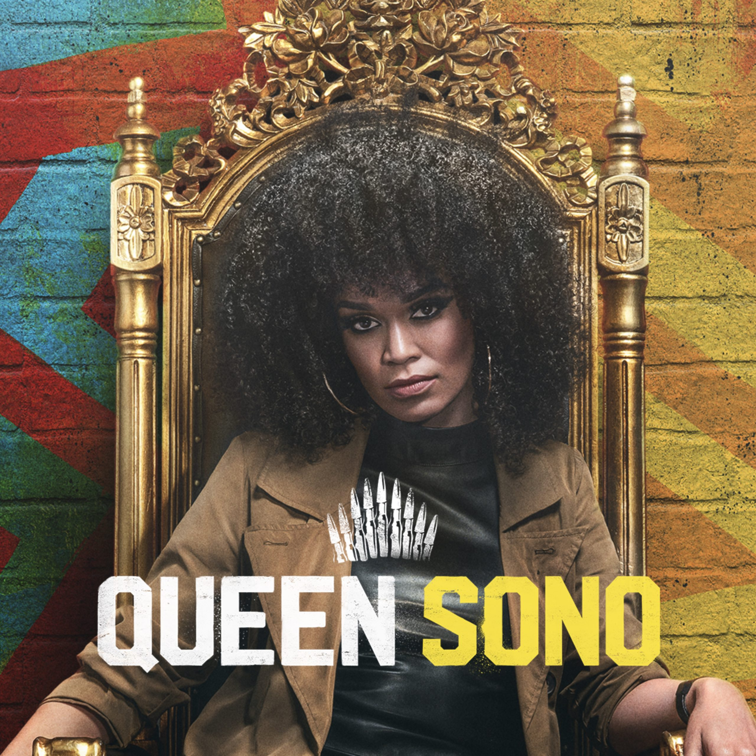 Queen Sono – Official Soundtrack playlist
