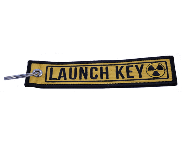 Launch Key Key Tag