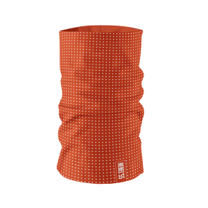 Neck Tube Polka Dot Red