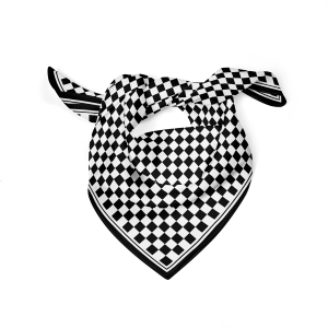 Chess-Chequered-Scarf