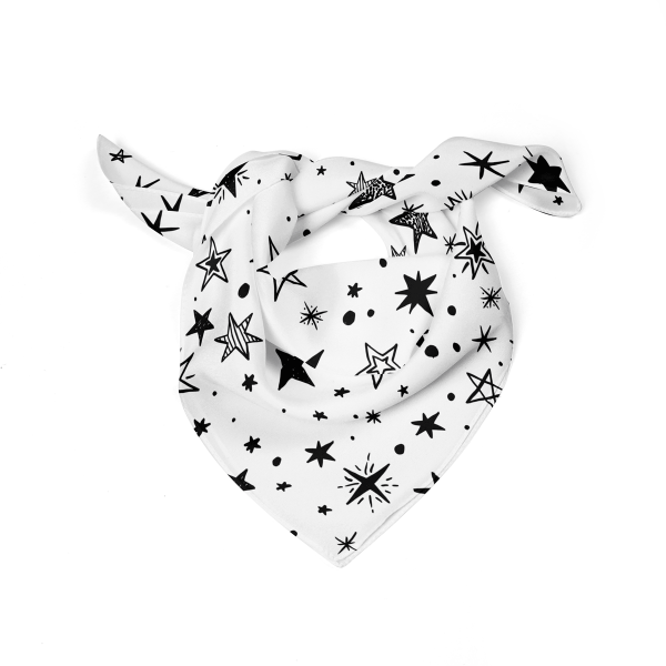Stars-Motorcycle-Scarf