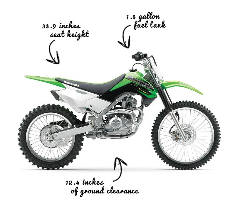 Best Dirt Bikes for Kids and Teenagers (Gas Powered