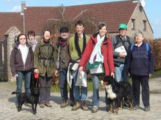 Rejoignez la traversée 2009 du Brabant wallon par Ecolo !