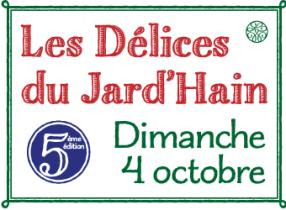 Les délices du Jard'Hain – Ecolo Braine-l'Alleud – 04/10