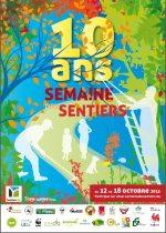 La Semaine des Sentiers du 12 au 18 octobre