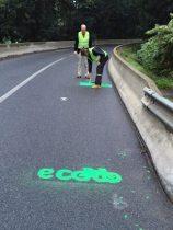 Action «Trace ta piste» durant la Semaine de la Mobilité à Ittre, Incourt et Rixensart