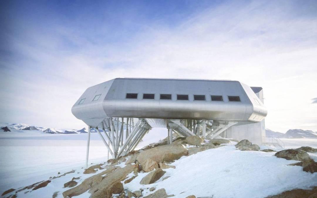 Station polaire Princesse Elisabeth : Elke Sleurs en terrain glissant