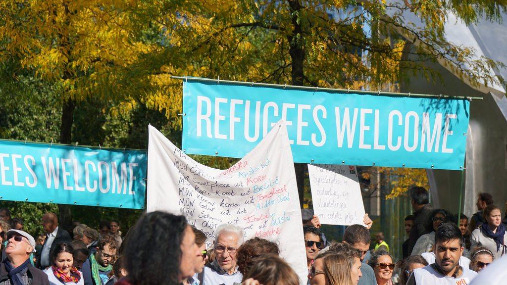 Comment apporter notre aide aux réfugiés en Brabant wallon ?