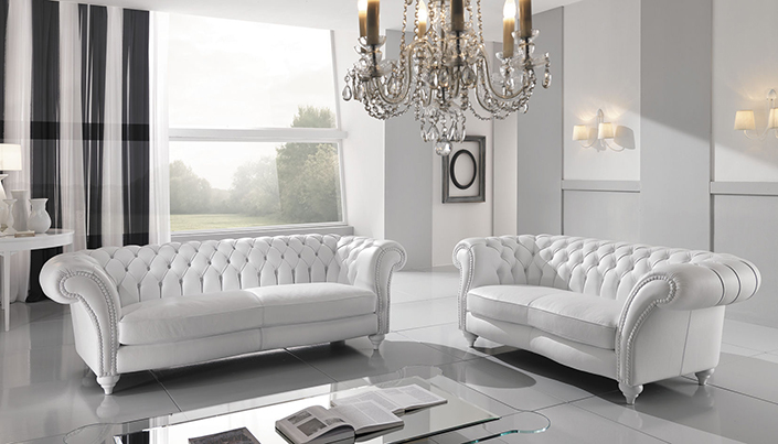 2 Seater Sofa Ideas The Chesterfield Model