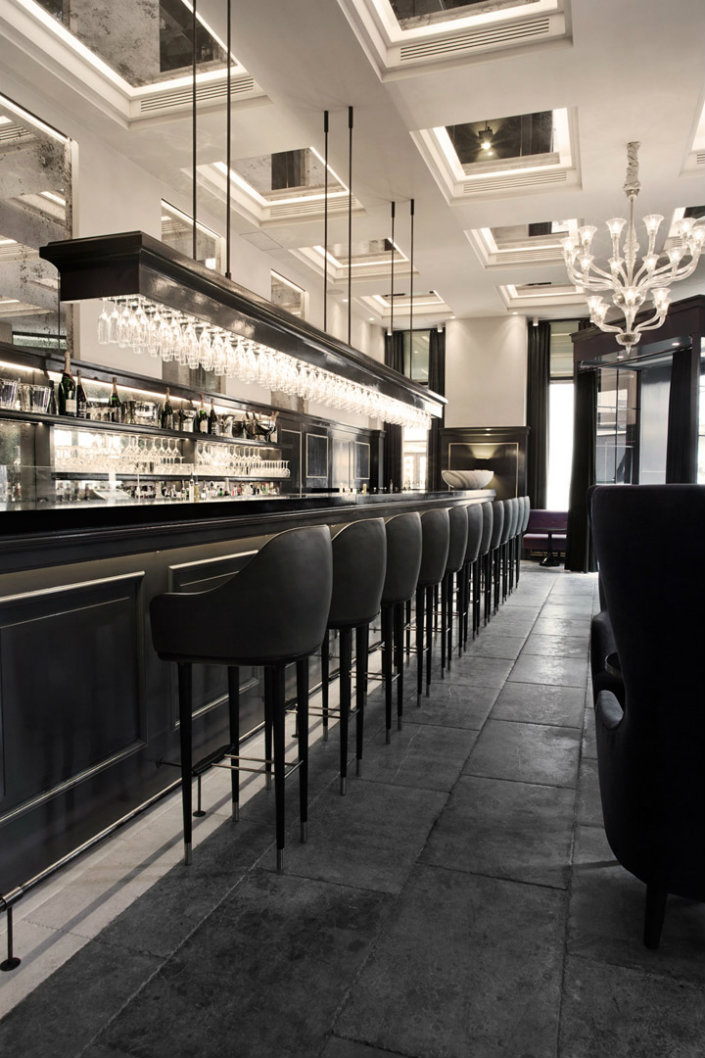 The latest Back bar stools Design ideas for restaurants