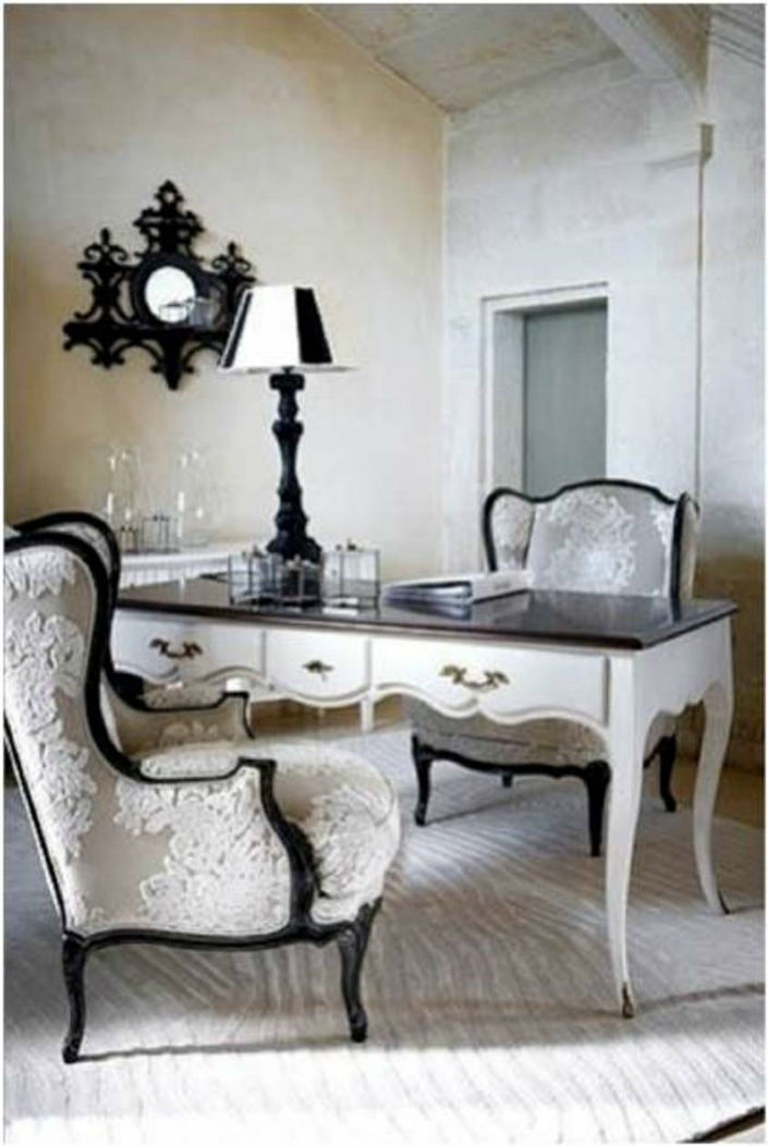 armless desk chair ethan allen queen anne dining chairs top 5 elegant to decorate your home office