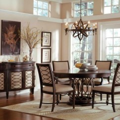 Living Room Round Table Art Ideas Why Choose A Dining For Your 1