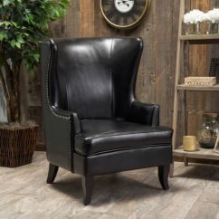 Leather Wing Chairs Wedding Chair Covers Darlington Top 10 Vintage Wingback 1