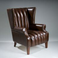 Top 10 Vintage Leather Wingback Chairs