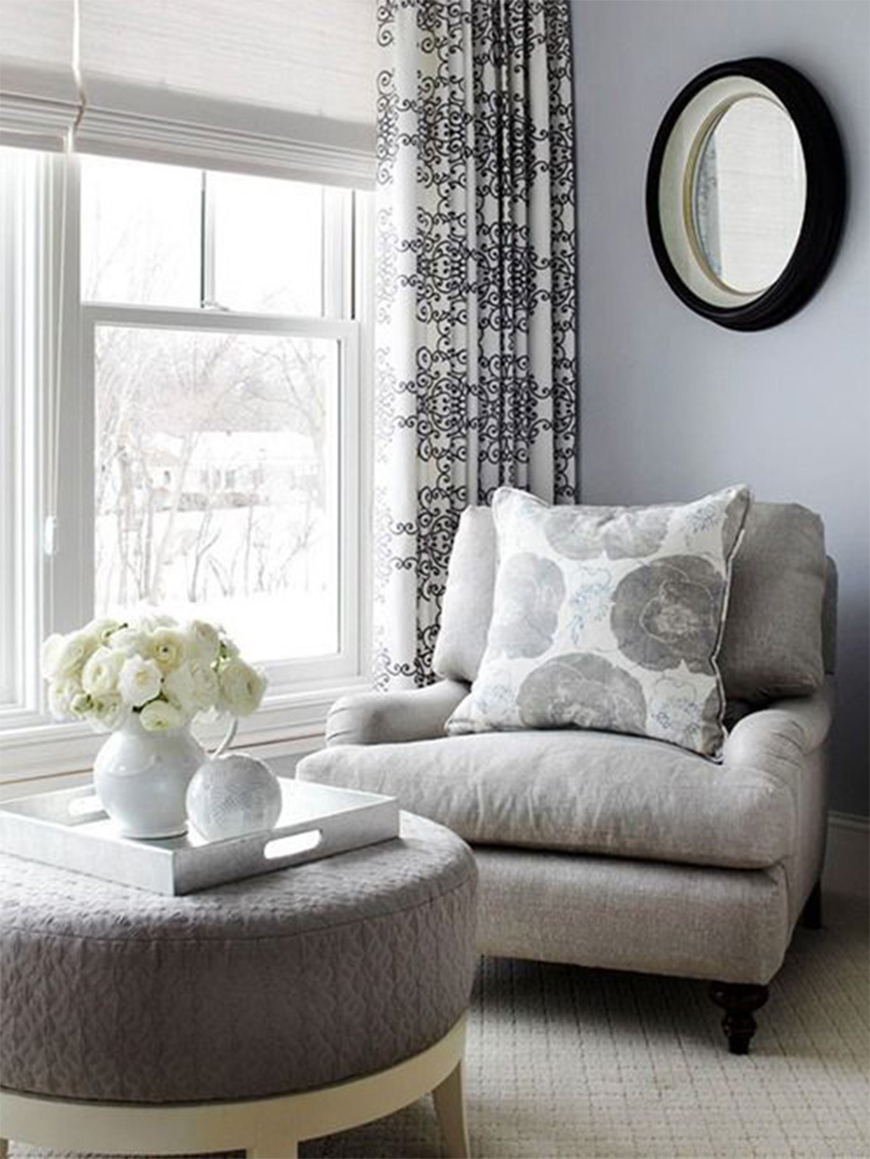 oversized leather chair and ottoman sets nailhead wingback must know 2015 living room furniture trends