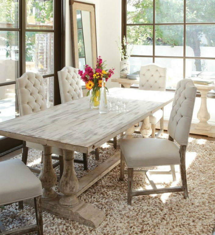 tufted dining room chairs wheelchair in spanish 6 ideas for