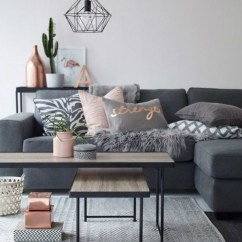 Decorating Ideas In Living Room On A Budget 2016 With Copper Sets 6