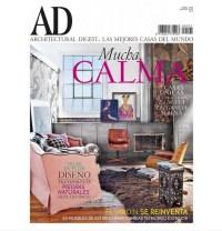 Best interior design magazines - AD Spain turned 10!