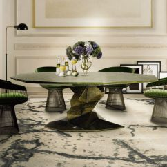 Modern Table For Living Room Best Carpet How To Place A Rug With Round Dining