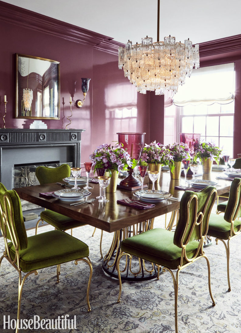 7 Amazing Dining Room Ideas In House Beautiful That You