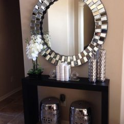Wall Mirror Living Room Side Table In 10 Magical Mirrors To Boost Any Interior Design