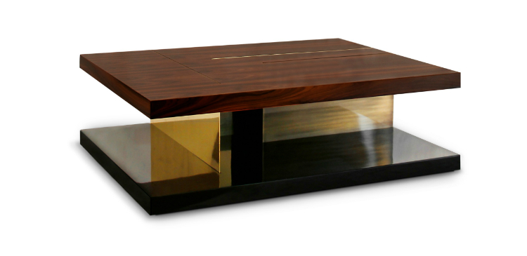 most dazzling modern center tables