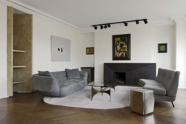 10 Impressive Living Room Ideas By The Best French