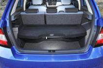 Škoda Fabia Boot