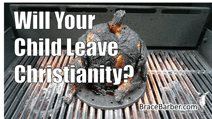 Will Your Child Leave Christianity