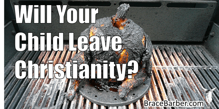 Will Your Child Leave Christianity?