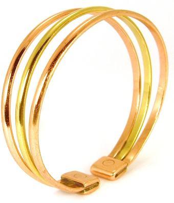 Bracelet en cuivre pour femmes