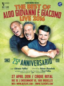 The Best of Aldo, Giovanni e Giacomo