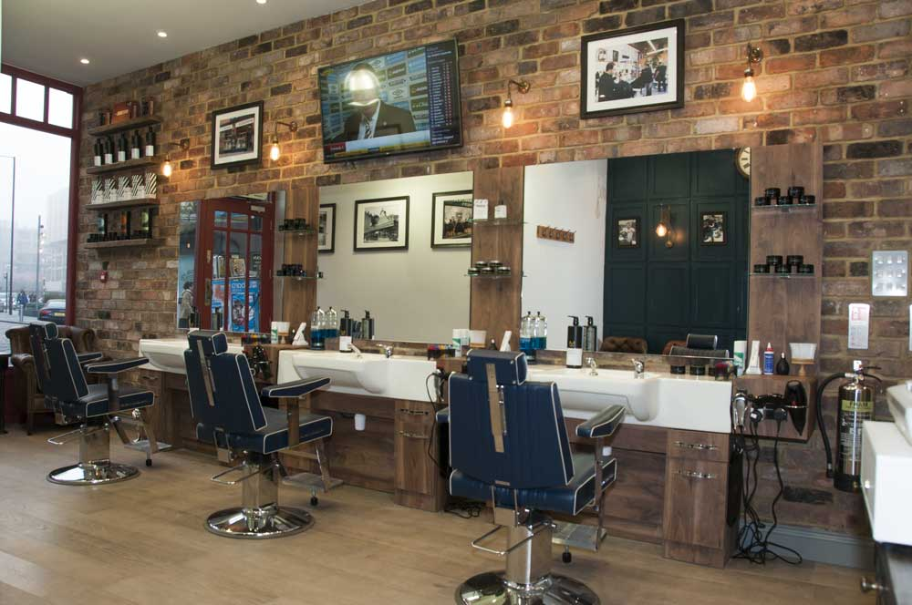 Nicos And Stavros Hammersmith Barbers With A Head For