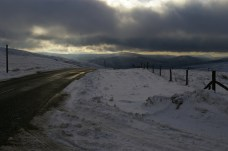 Buttertubs towards Wensleydale