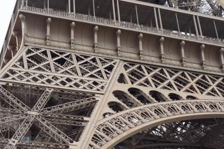 에펠탑 근접
