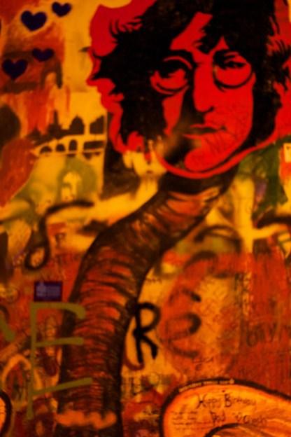 존레논 벽2