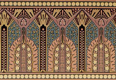 Modern Victorian Wallpaper Victory Wallpaper Frieze