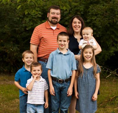 Brads Family
