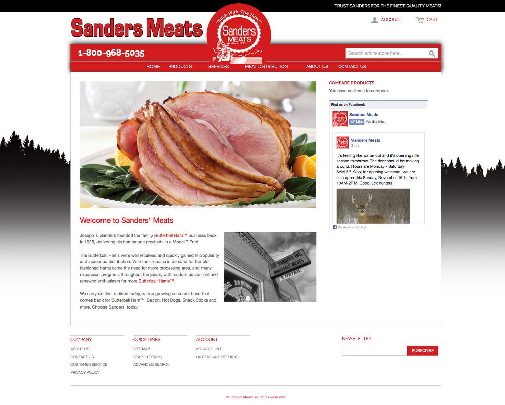 Sanders Meats