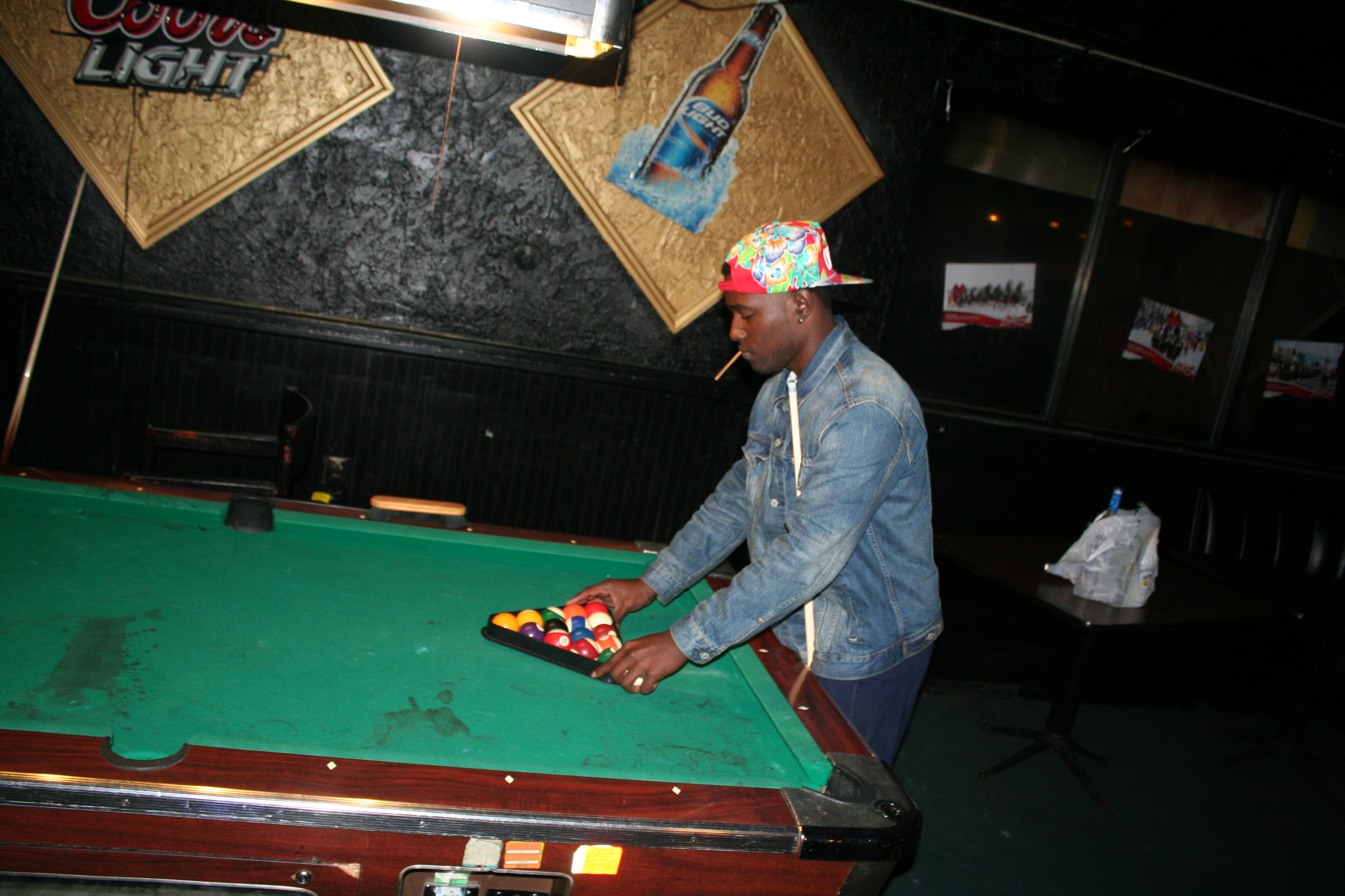 About to Play Pool (1)