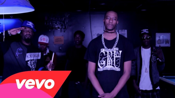 Braddy – Attention – Explicit Vevo Thumbnail