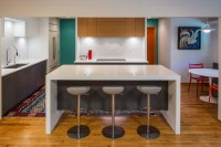 St. Paul Kitchen Remodeling and Great Room Renovation Mid