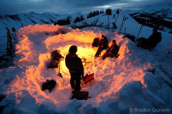 Snow Adventure Braden Gunem