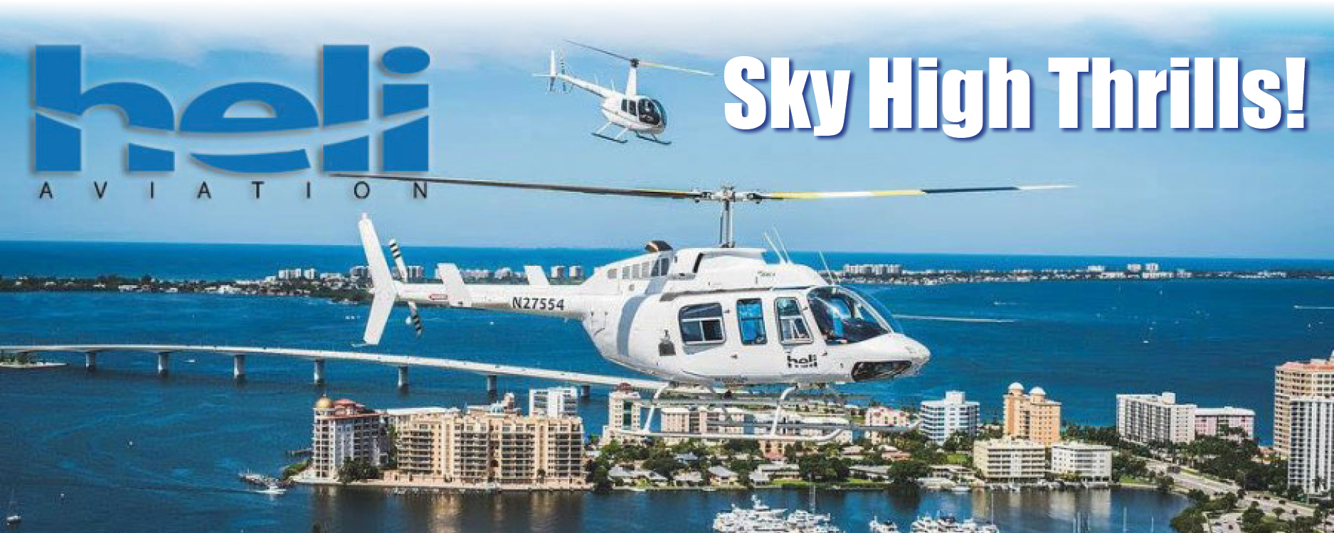 HELI Aviation Header