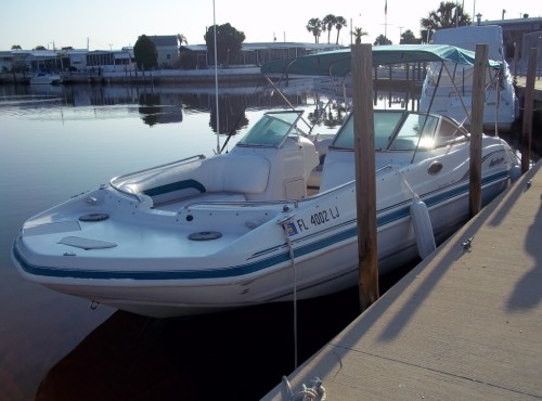 Our Boats - Bradenton and Sarasota Boat Rentals