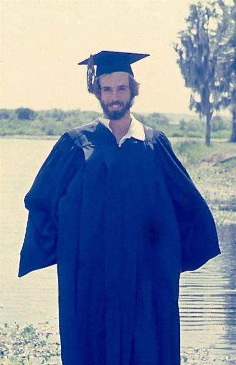 Hans graduation 2